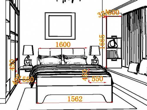 衣柜做法和尺寸图解